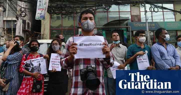 Bangladeshi journalist arrested and charged over alleged document theft