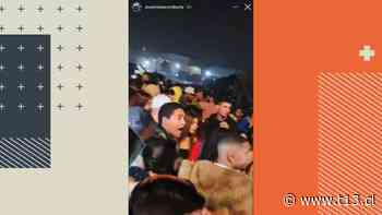[VIDEO] Fiestas masivas siguen sin control en San Bernardo - Teletrece