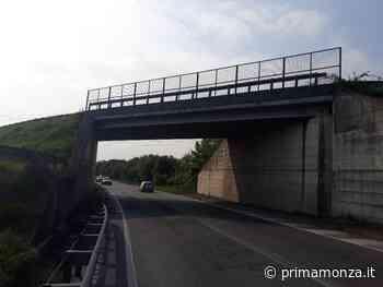 Ispezioni sul cavalcavia: senso unico alternato tra Caponago e Carugate sulla Sp13 - Prima Monza