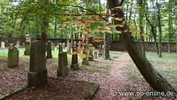 Jüdischer Friedhof geschändet - op-online.de