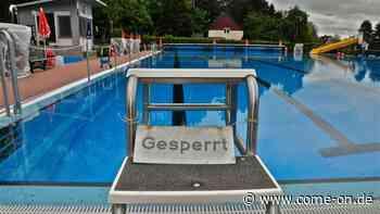 Inzidenz unter 100, aber Freibad in Neuenrade kann trotzdem noch nicht öffnen - come-on.de
