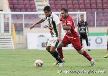 Após polêmica, Lagarto estuda pedir arbitragem de fora para segundo jogo da final do Sergipano - globoesporte.com