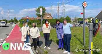 De N8 in Avelgem wordt veiliger voor fietsers, 9 jaar nadat er een meisje van 12 is doodgereden - VRT NWS