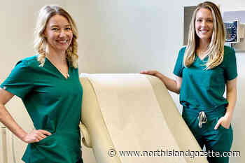 Pair determined to smooth out the wrinkles in Port Hardy with botox and dermal fillers – North Island Gazette - North Island Gazette