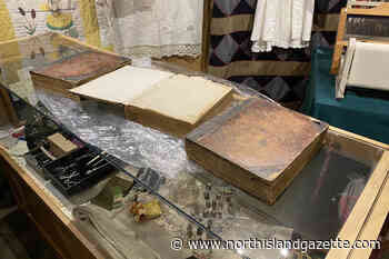 Trio of 1817 Bibles found in the Port Hardy Museum, curator wants to locate owner – North Island Gazette - North Island Gazette
