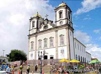 Sinos da Basílica Santuário do Senhor do Bonfim voltam a tocar juntos - Gaudium Press Agency