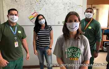 Mesa Brasil Sesc fará distribuição de alimentos da Campanha Poa que Doa - Portal de Camaquã