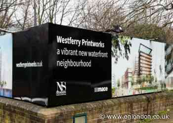 Tower Hamlets: New Westferry Printworks public inquiry begins with final decision out of Jenrick's hands - onlondon.co.uk