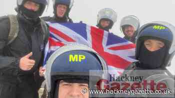 Hackney and Tower Hamlets police climb Mount Snowdon - Hackney Gazette