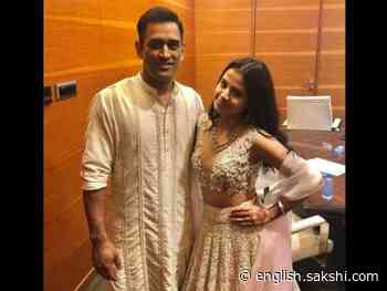 MS Dhoni's Love Story With Wife Sakshi Is Pure Magic - Sakshi English