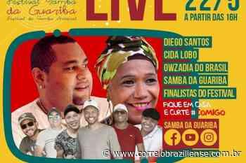 Concurso Festival Samba da Guariba chega à final neste sábado (22/5) - Correio Braziliense