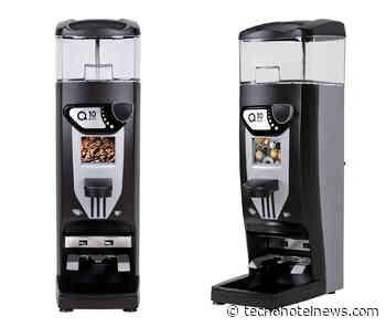 Quality Espresso mejora diseño y prestaciones con el Molino Q10 EVO - TecnoHotel