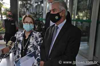 Governo de MS avança com projetos estruturantes em Brasilia - JPNews