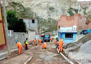 Junín: Reinician remediación de suelos mineralizados en La Oroya - INFOREGION