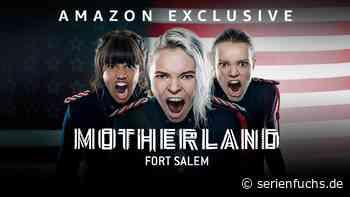 """Motherland: Fort Salem"" Staffel 2 startet im Juni in Amerika - serienfuchs.de"