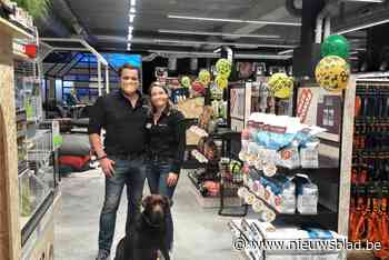 Tom&Co opent in Kontich 130ste filiaal met labrador Tajo als mascotte
