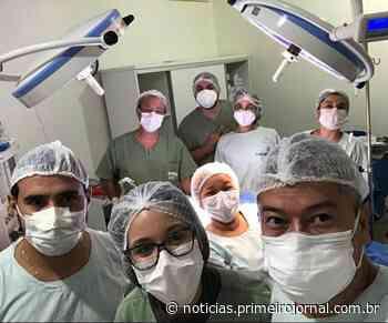 Itamaraju realiza cirurgia inédita em fratura da mandíbula - - PrimeiroJornal