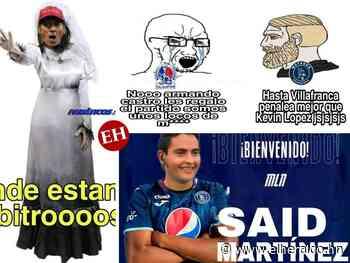 ¡Ahora Said Martinez! los imperdibles memes previo a la final entre Olimpia y Motagua - Diario El Heraldo - ElHeraldo.hn