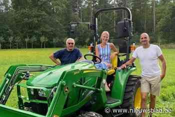 Laura Kunnen ruilt raadszaal in voor bioboerderij (Hulshout) - Het Nieuwsblad