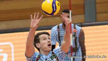 Volleyball: Johannes Tille wechselt von Herrsching nach Saint Nazaire an die Atlantikküste - kreisbote.de