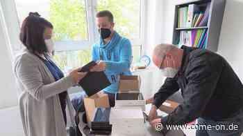Endlich angekommen: 397 Tablets für die Werdohler Schulen - come-on.de