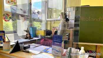 Schulen in Werdohl wieder im Wechselunterricht: So aufwendig ist die Logistik für die Lolli-Tests - come-on.de