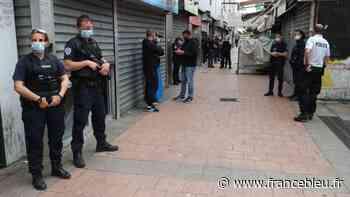 Quatre personnes interpellées lors d'une opération de police à Nimes dans le quartier Pissevin - France Bleu