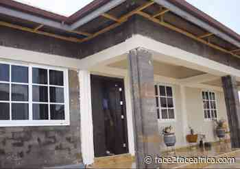 Nelson Boateng, the entrepreneur behind Ghana's first house made from plastic waste - Face2Face Africa