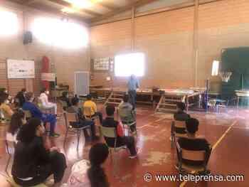 El CEIP La Venta Del Viso realiza una charla formativa para la promoción de la salud - Teleprensa periódico digital