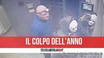 Da Giugliano e Villaricca a Milano per un colpo da un milione di euro: sette in manette. I nomi - Teleclubitalia.it