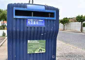 Aljustrel alerta para correta deposição de resíduos - Rádio Pax