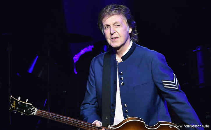 Neue Doku-Serie: Paul McCartney wird von Rick Rubin interviewt - Rolling Stone