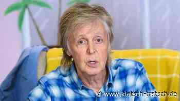 Paul McCartney erklärt hier Yoga für die Augen - klatsch-tratsch.de
