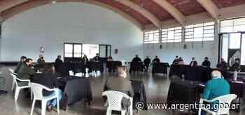 Mesa de seguridad rural para evitar hechos delictivos en San Justo, Santa Fe - Argentina.gob.ar Presidencia de la Nación