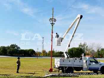 San Justo: preocupación por el incremento del robo de cables - lavozdesanjusto.com.ar