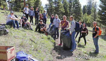 SSHS students hit the trails at Placid Lake - Seeley Swan Pathfinder