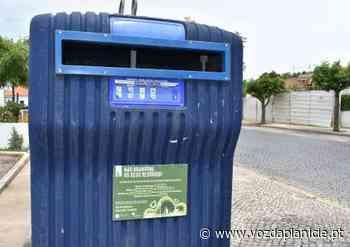 Aljustrel: sensibiliza para a correta deposição de resíduos no concelho | Rádio Voz da Planície - Voz Da Planicie