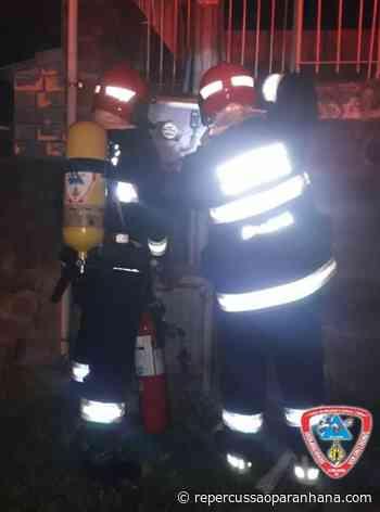 Após chamado, bombeiros de Igrejinha controlam fogo em caixa de distribuição de energia - Repercussão Paranhana