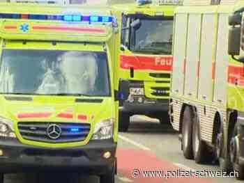 Brand Basel: Mehrere Personen evakuiert und medizinisch versorgt - Polizei-Schweiz.ch