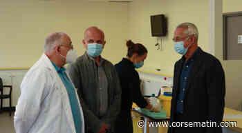 Corte : La vaccination est ouverte aux adultes, dès 18 ans - Corse-Matin