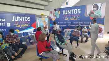 Se amplían puestos de vacunación en Rionegro » Al Poniente - Al Poniente