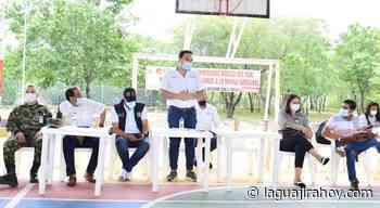 Mesa interinstitucional de trabajo se realizó en el municipio de Barrancas - La Guajira Hoy.com