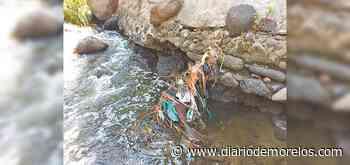 Basura, en ríos y barrancas de Morelos - Diario de Morelos
