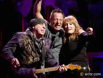 Steven Van Zandt Expects Bruce Springsteen & The E Street Band to Tour in 2022 - WROR