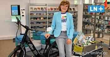 Neuer Service in Schwarzenbek: Mit den Medien per Biblio-Bike zum Leser - Lübecker Nachrichten