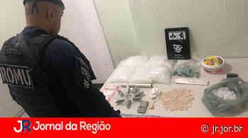 Dono de bar é preso por tráfico de drogas em Itatiba - JORNAL DA REGIÃO - JUNDIAÍ