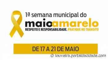 Em Itatiba - Começa a 1.ª Semana Municipal do Maio Amarelo - Portal da cidade
