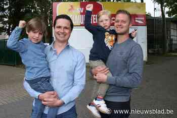 """Boezemvrienden Glenn Vanhollebeke en Simon Vanthuyne stoppen met voetballen: """"Wie weet trainen we ooit samen een ploeg"""""""