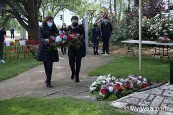 La mémoire des déportés et internés du Loiret célébrée à Pithiviers, en présence d'Anne Hidalgo - Pithiviers (45300) - La République du Centre