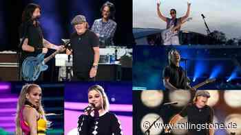 Foo Fighters, Brian Johnson und Eddie Vedder rocken für gerechtes... - Rolling Stone